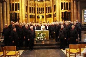 MPC2000 Basilika in Brüssel