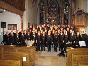 RockPop2001 Konzert Gospel & More in Enzweihingen
