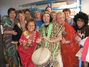 LKE Leinfelderhof-Konzert Enzweihingen grüßt Afrika