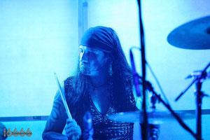 Dirk Oechsle, Schlagzeug und Antriebsmotor