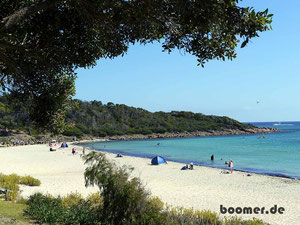 Der Meelup Beach