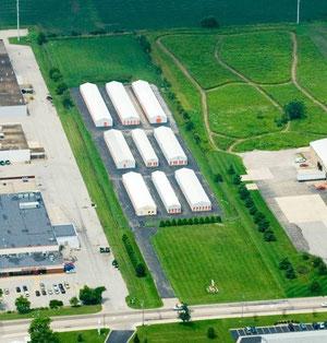 Self-Storage in Washington, Illinois