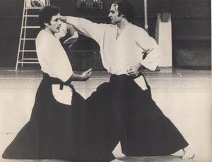 Christian TISSIER et Jean-Pierre TRAINEAU