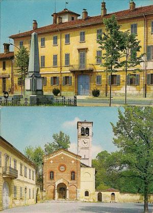 P.zza Dubini  Chiesa Vecchia