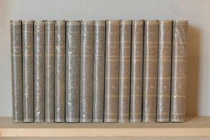 Les 14 volumes de la flore de Rouy