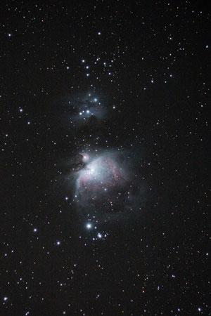 M42 i šira okolica