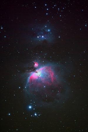 Orionova maglica M42