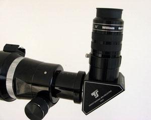 """2"""" okular 33mm i zenit prizma"""