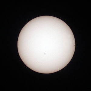 Sunce i ISS 21.5.2011.
