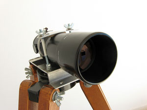 Objektiv Sigma 400mm za guiding