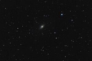 Edge-on galaksija NGC7814