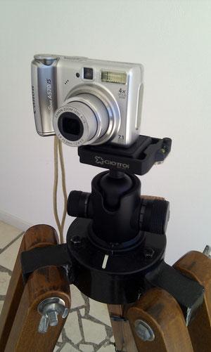 Fotoaparat Canon A570IS