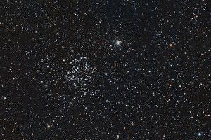 M35-NGC2158 @ 420mm