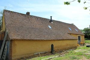 Couverture et pose de chassis de toit encastrés Velux (image)