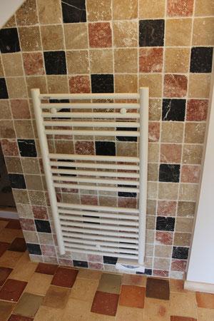Radiateur électrique sèche-serviettes