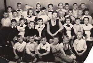 1а класс 1962 год