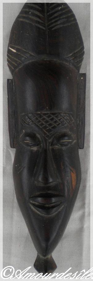 Autre masque malgache