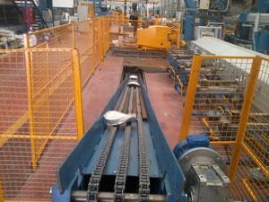 cintas de cadenas para piezas de gran peso