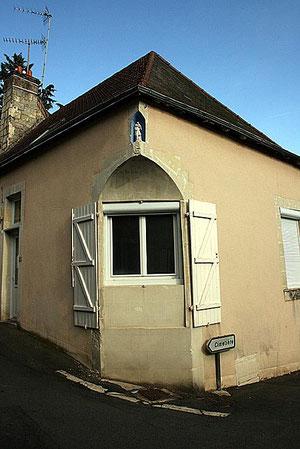 La trompe et la maison en 2009