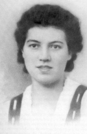 Portrait d'Elisabeth Le Port