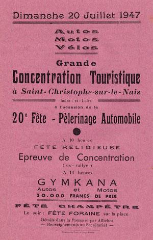 Prospectus de 1947