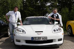 Corvette C6 Z06 Ron Fellow von Gerd und Anja