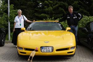 Corvette C5 Coupé von Brigitte und Michael