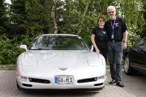 Corvette C5 Coupé von Hanna und Martin