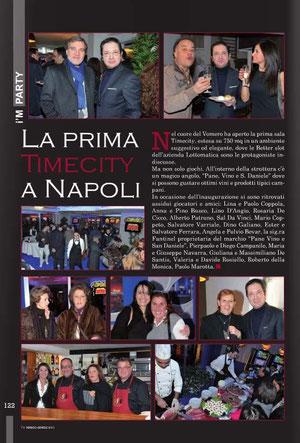 I'm - Inaugurazione Time City Napoli