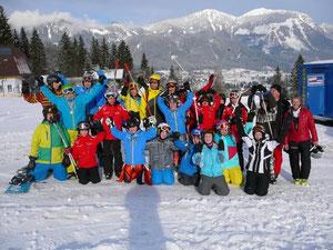 SMS Schi- und Snowboardteam