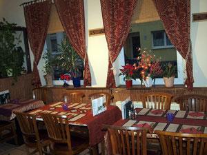 Restaurant vorne