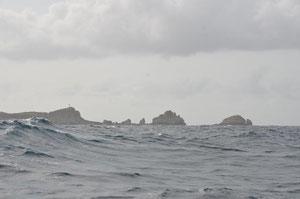 stuermischer Atlantik