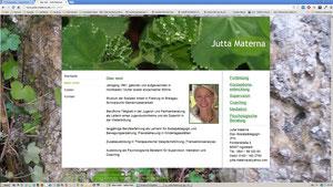 Jutta Materna Coaching, Supervision, Mediation