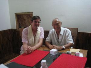 Op bezoek bij Lama Dagpo Rinpoche, Kullu 2009