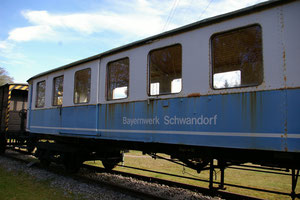 Mannschaftswagen Bayernwerk