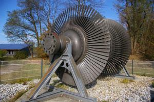 Laufrad einer Dampfturbine