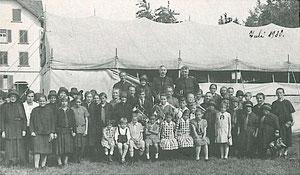 Zeltevangelisation 1930, Kugelwiese