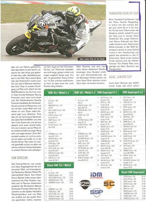 Top Speed, HB-Werbung & Verlag GmbH, Chemnitz, Lausitzring, 1. Rennen