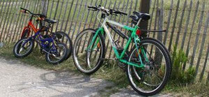 Vélo en Baie de Somme
