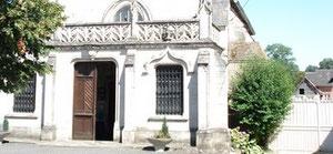 Chapelle de Monflières - Pélerinage
