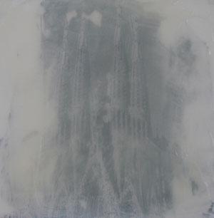 Barcelona.Sagradafamilia.Acryl/Leinwand.50x50cm