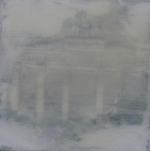 Berlin.Brandenburger Tor.Acryl/Leinwand.50x50cm