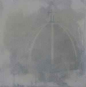 Florenz.Dom.Acryl/Leinwand.50x50cm