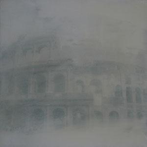 Rom.Kolosseum.Acryl/Leinwand.50x50cm