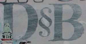 """Initialen des """"juristischen"""" Hochzeitspaares"""