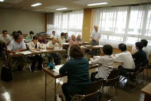 生活保護問題での県交渉