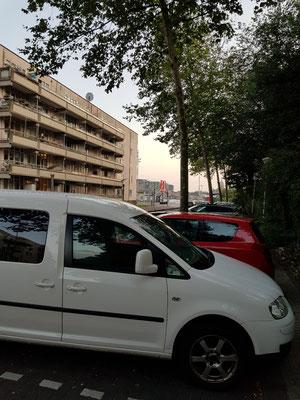 Bye bye Amsterdam