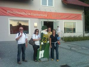 14.08.2011 Hubert, Maria Fritz u. Elfi