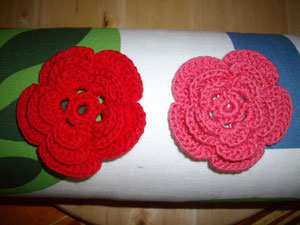 broches de crochet
