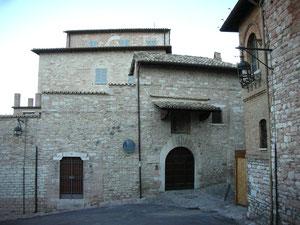Assisi - Monastero di San Quirico